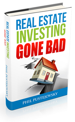 Real Estate Investing Gone Bad Book Cover