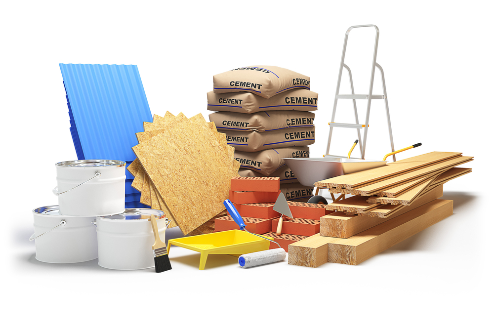 Best materials for house flips freedom mentor for Waste material items useful